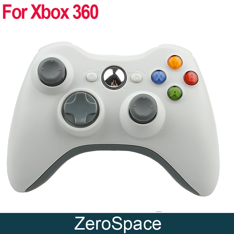 2015 NEW Wireless Gamepad Controller For XBOX 360 Wireless Black Color Joystick For Official Microsoft XBOX Game Controller(China (Mainland))