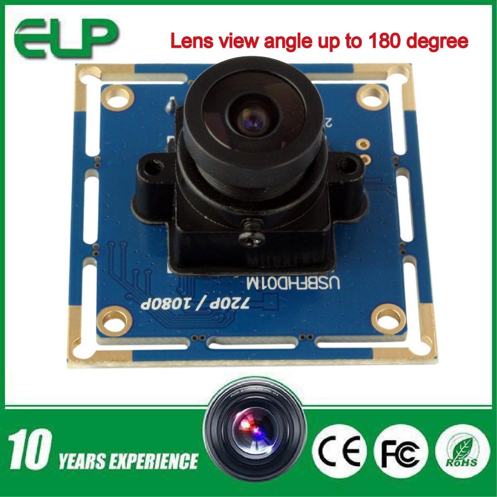 ELP full hd mini micro  usb 2.0 uvc android usb camera 1080p 1/2.7