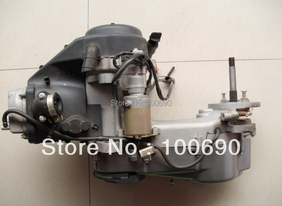 GY6 125 engine free shipping