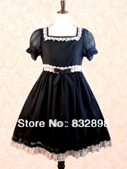 sweet pretty lace lolita dress made cosplay~fine lively rare~Chaste refinedОдежда и ак�е��уары<br><br><br>Aliexpress