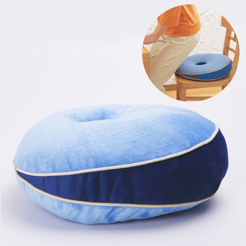 Car seat slow rebound memory cotton winter breathable car seat chair cushion thick Ass Plush(China (Mainland))