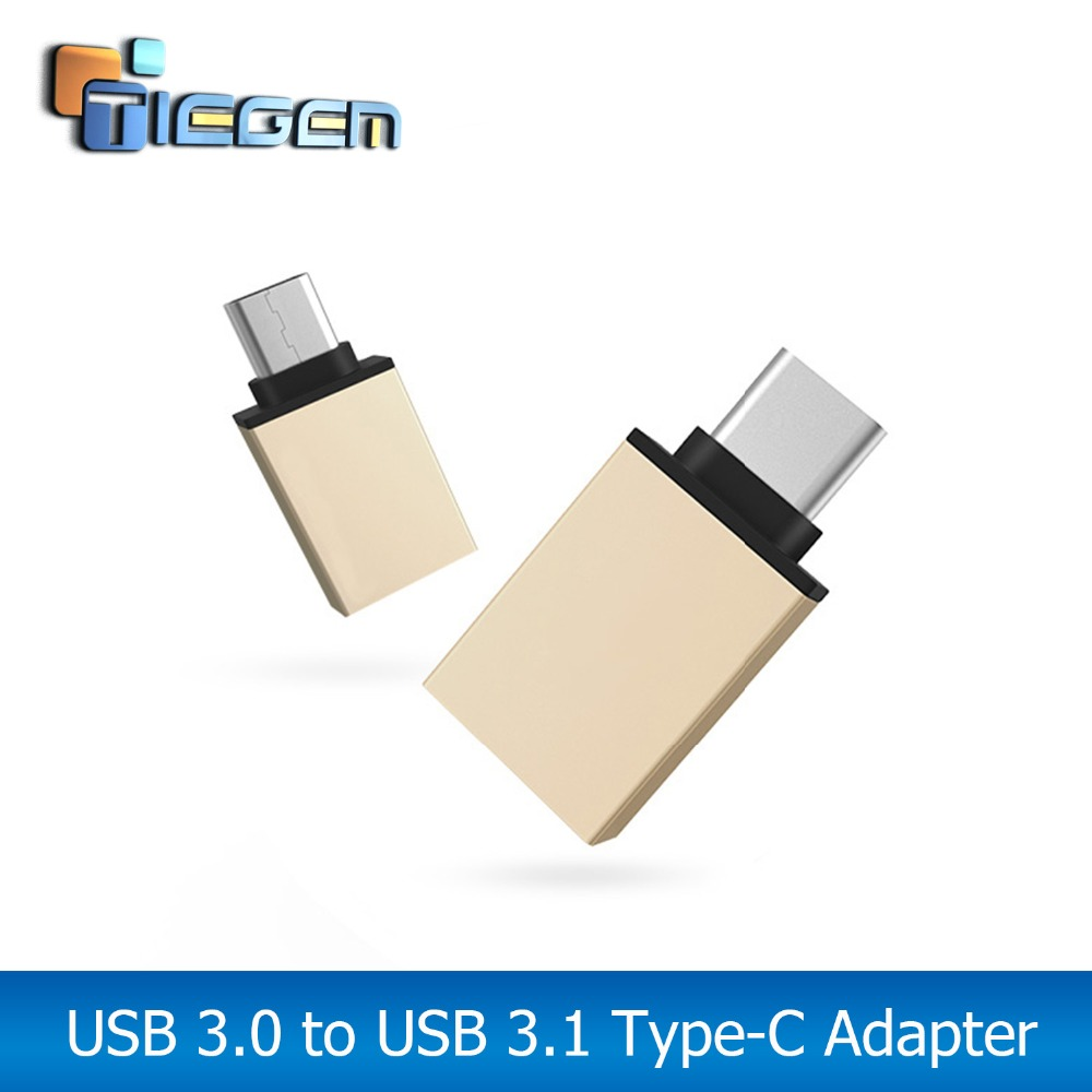 TIEGEM USB 3.0 Micro USB to Type-C Type C adapter otg For Oneplus 2 Zuk Z2 For huawei V8 P9 For LETV M10 For NEXUS 5X 6P(China (Mainland))