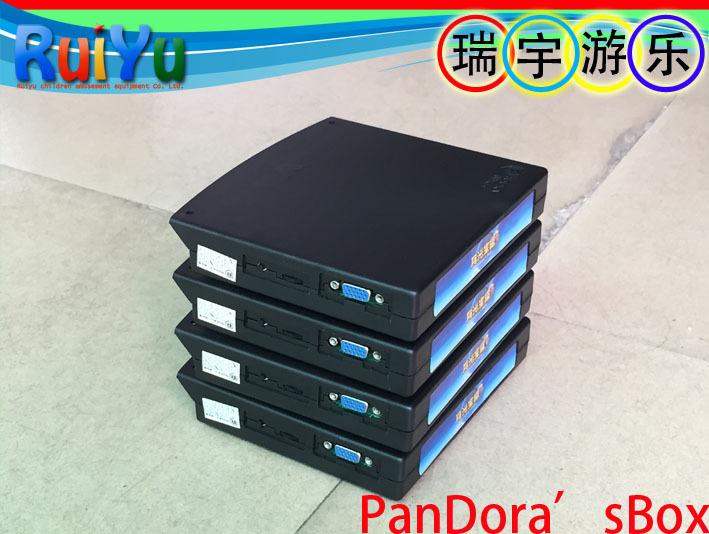 Pandora's box 3 jamma arcade multi game board Pandora 520 in 1 games pcb multigame card VGA output for LCD arcade cabinet(China (Mainland))