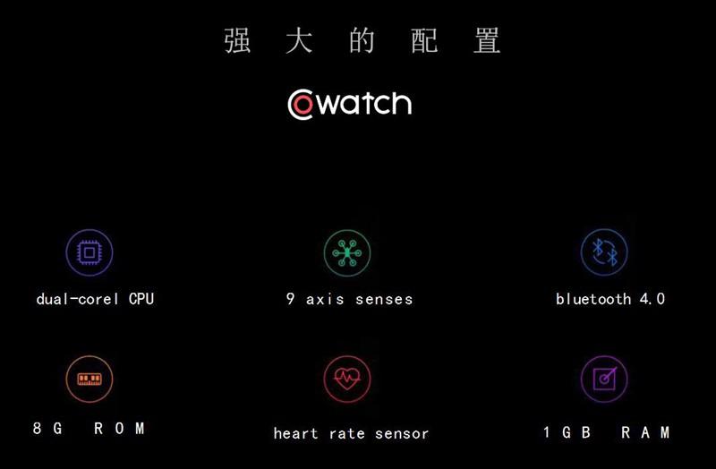smart co watch 5