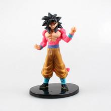 Dragon Ball 18cm Anime Super Saiyan PVC Action Figures Collection Model Collection Toy Doll Kids Birthday & Christmas Gifts