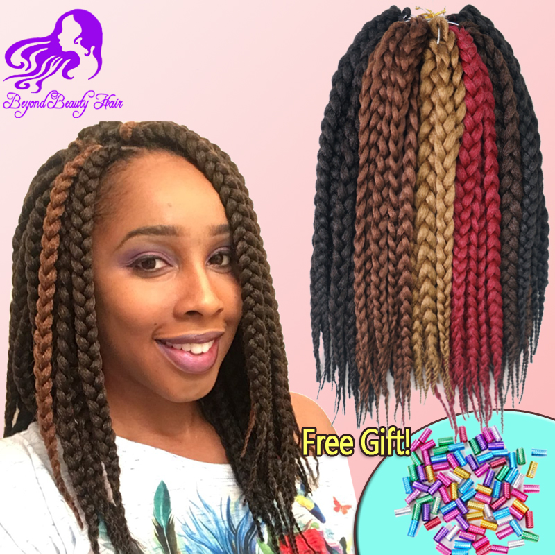 Crochet Box Braids Sale : Aliexpress.com : Buy Box Braids Hair Crochet 12 18 Croche...