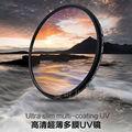 WTIANYA 72mm MC UV filter Ultra slim 16layers Muti coating Ultra Violet Filter Lens protector For