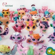 38PCS Anime Action Figure Littlest Movie Toys For Children Pet Shop Cat Model Figurines Shop For Girl Kids Collection Loose Pet(China (Mainland))