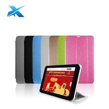 Estojo protetor PU Flip caso capa de couro para Cube Conversa 7X U51GT Talk7X C4 C8(China (Mainland))