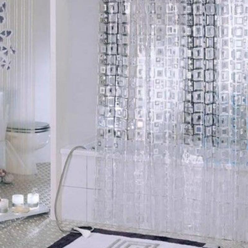 pvc rideau de douche promotion achetez des pvc rideau de douche promotionnels sur. Black Bedroom Furniture Sets. Home Design Ideas