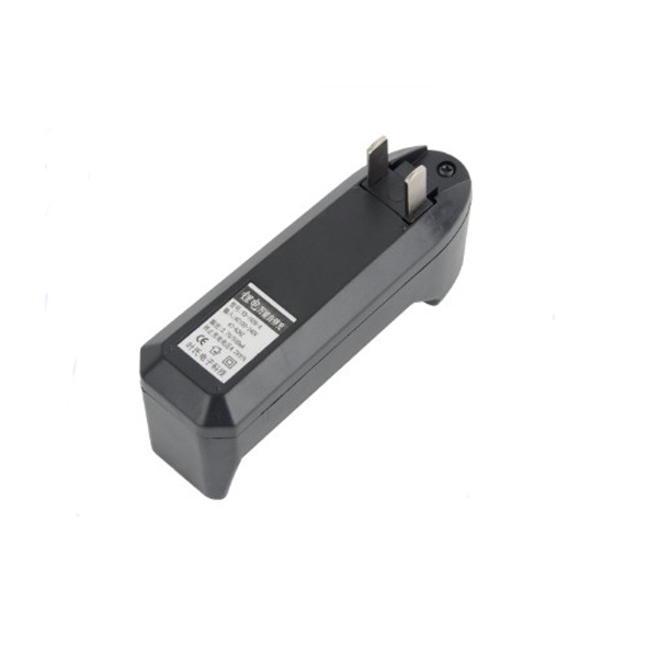 Excellent quality 1 piece 3 7v 71x34mm Recharge Battery Charger With 2pcs 14500 3 7V 1200mAh