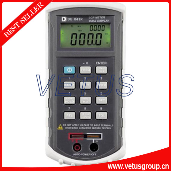BK841R Auto-Ranging Digital Multimeter with Capacitance measurement from 1pF to 20uF<br><br>Aliexpress