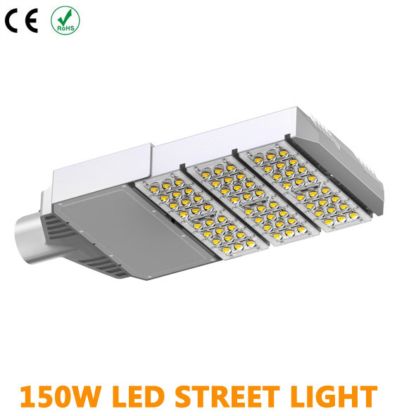 150w LED street light CREE XTE +meanwell driver 5 years warranty IP65 street lamp(China (Mainland))