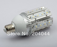 2PCS/lot E40/27 base round LED CORN Street light bulbs with 24*1W power, 85 to 265V AC voltage, CE and RoHS-certified(China (Mainland))