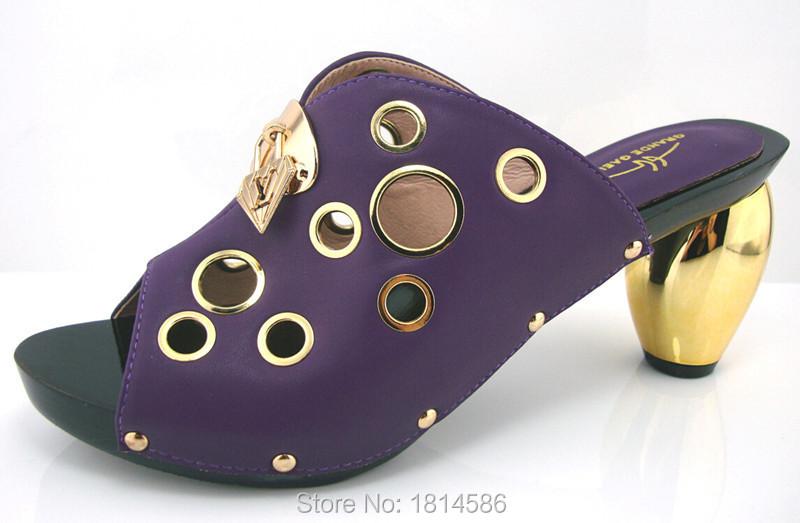 Free Shipping!! Italian 2015 fashion orange woman fashion nice high heel sandals leather rhinestone shoe and bag set CQ-101601(China (Mainland))