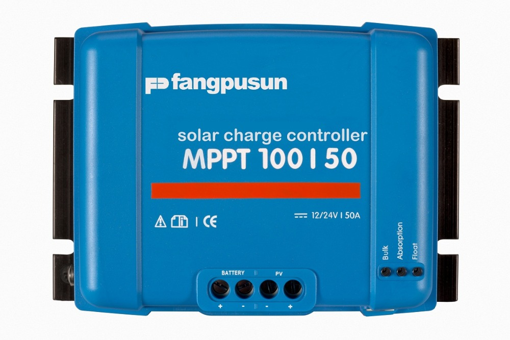 12V 24V MPPT 50A Solar charge controller with CE ROHS SGS real MPPT function(China (Mainland))