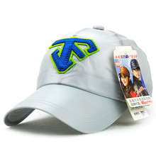 XTHREE New fashion Anti ultraviolet fabric simple style Outdoor Sport Sun hat for men women baseball cap wholesale(China (Mainland))