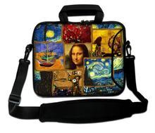 "Laptop Shoulder bag For 12 ""13"" 14"" 15"" 17 inch Waterproof Neoprene Computer Bag Tablet Sleeve(China (Mainland))"