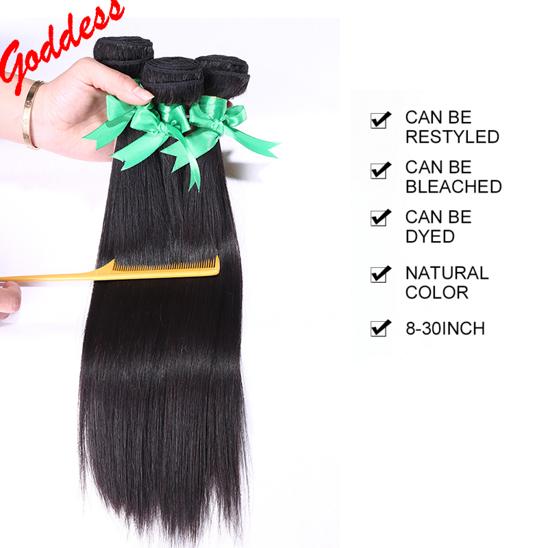 unprocessed 6a Malaysian virgin hair straight real human hair extensions 8-30 inch 3 pcs rosa malaysian straight hair bundles