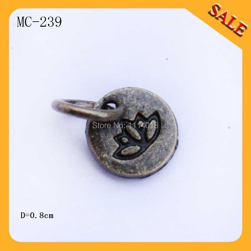 MC239 custom handbag tag maker/ metal labels for bag /garmentmetal garment logo<br><br>Aliexpress
