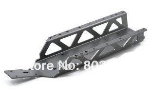 gas powered Baja 5B/5T 6061 aluminium main chassiss-Free shipping by China post mail