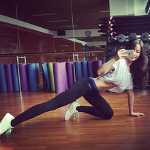 Buy fitness legging workout clothes women female sportswear track pants stretch work clothing bodycon workout legging T363 for $11.33 in AliExpress store