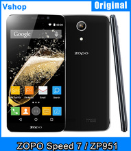 ZOPO Speed 7 / ZP951 3GB RAM 16GB ROM 5.0 inch Android 5.1 MTK6753 Octa Core 1.5GHz 4G LTE Smartphone Support Dual SIM 13MP(China (Mainland))