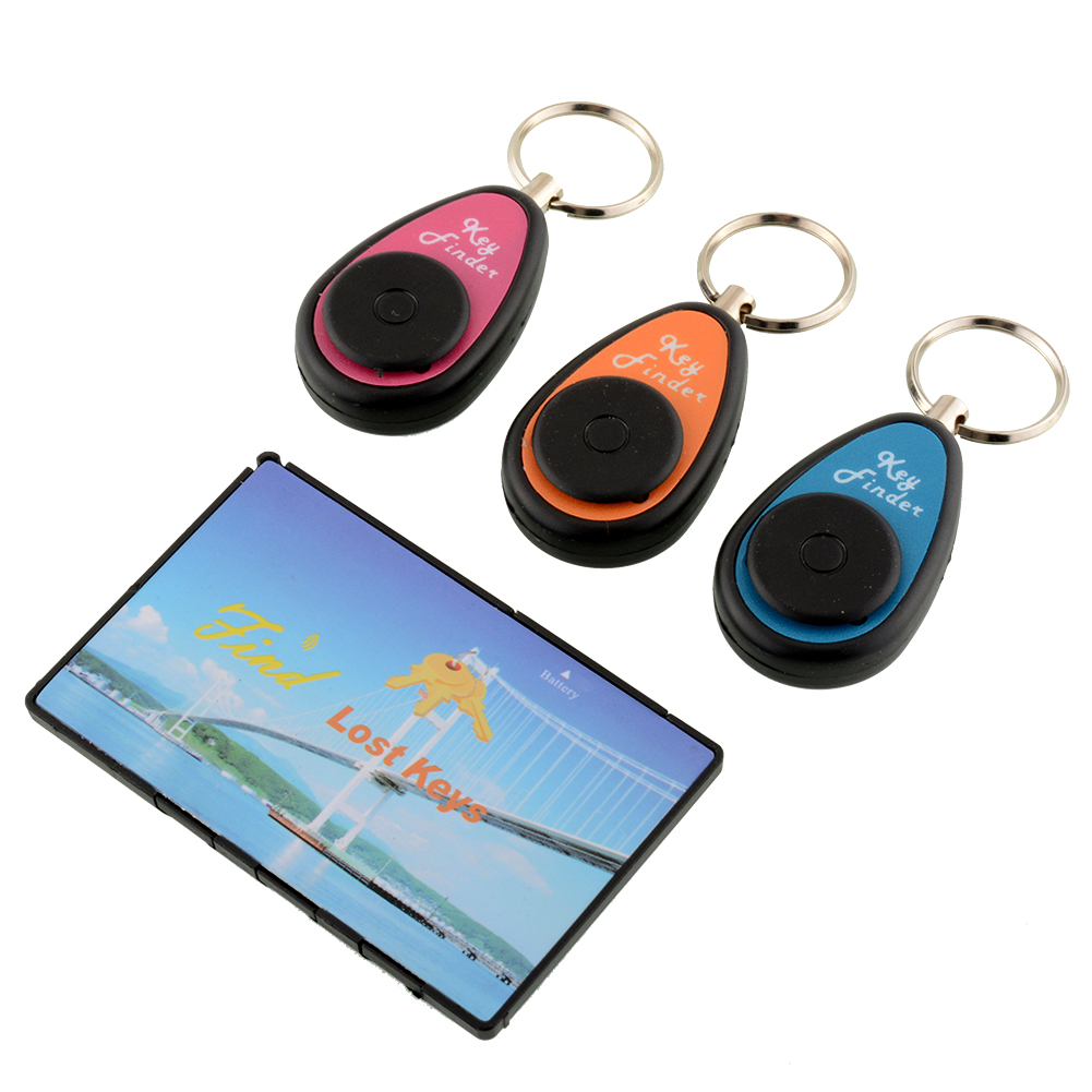 Гаджет  Wireless Key Finder remote Keyring Keyfinder Locator Electronic Receiver anti-lost finding In Stock None Изготовление под заказ