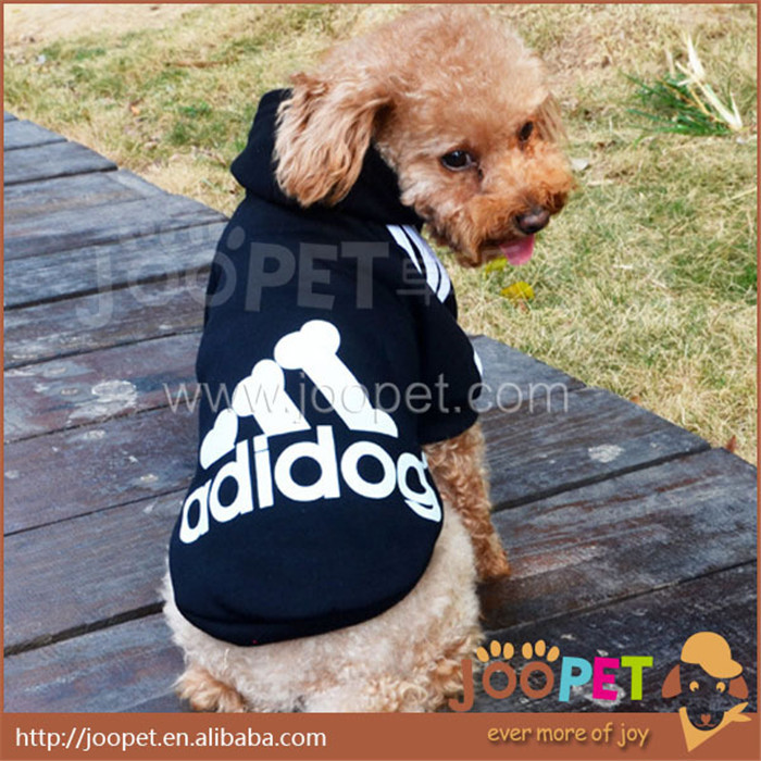 Brand name dog warm clothes for Spring autunm pet puppy chihuahua Dog Clothing Hoodie Sweater T-Shirt Costumes for cat(China (Mainland))