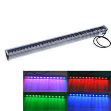 Waterproof  IP65 36W RGB LED High Power Wall Washer  Outdoor Lighting (DC 24V,10pcs/lot)(China (Mainland))