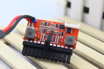 Free Shipping! Z3-ATX-200 200W high power 24pin mini-ITX DC ATX power supply with 16V-24VDC wide range input [PicoPSU]