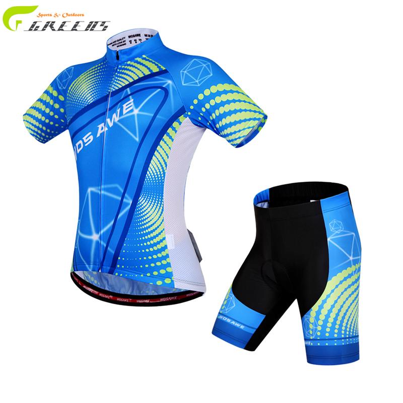 New Pro Team Cycling Bike Bicycle Clothing Clothes Women Men Cycling Jersey Jacket Cycling Jersey Top Bicycle Shirts blue BC494(China (Mainland))