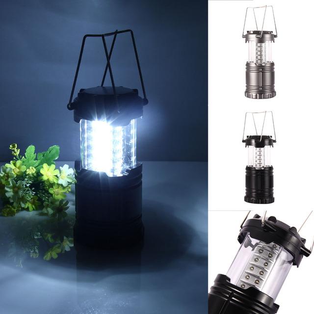 30 LED Camping Portable Lamp