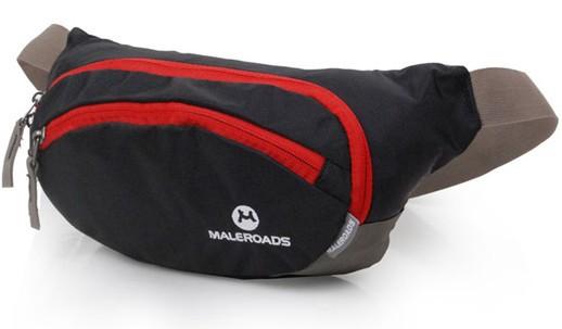 Hip Pack Tactical Waist Packs Waterproof Bag Fanny BELT BAG Hiking Climbing Outdoor Bumbag Maleroads MLS2306 - Sport Store store