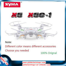 SYMA X5C RC Drone 2.4G 4CH 6-Axis Remote Control RC Helicopter Quadcopter With 2MP HD Camera or X5 No Camera 100% Original