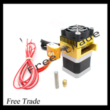 2Pcs Upgrade MK8 Extruder Nozzle Latest Print Head for 3D Printer Makerbot Prusa i3 with Extra