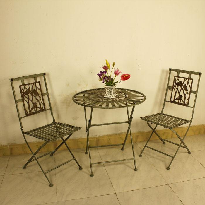 Retro folding chairs outdoor furniture(China (Mainland))