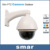 Security Home Sony CCD 480TVL 700TVL 10X Optical Zoom 360 Degree Continuous Patrol PTZ Mini Speed Dome Camera Free Shipping