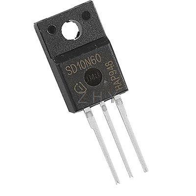SD10N60 tipo triodo transistor interruttore amplificatore 650 v(China (Mainland))