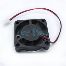3D Printer Reprap 4010 Cooling Fan 40 40 10mm 12V 0 11A With 2 Pin Dupont