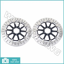 Front Brake Discs Rotors TZR 250 FZR R 750 YZF SP GENESIS 1000 EXUP 90 91 XJR 1200 95 96 97 XJR1300 98 - Wuxi Thai-Racing Trade Co., Ltd. store