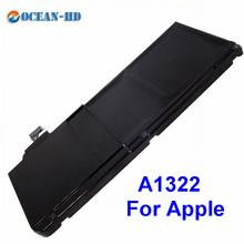 10.95 В 63.5Wh замена аккумулятор A1322 для Apple Macbook Pro 13 » Unibody A1278 2009 2010 версия