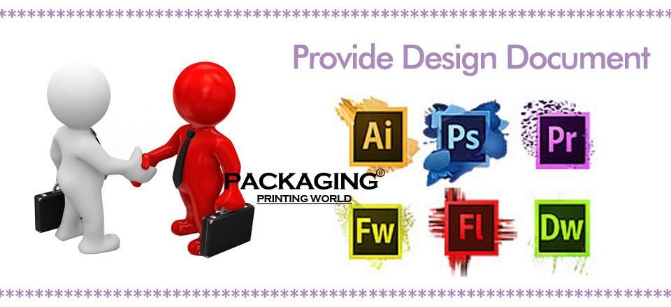 7free design paper bag
