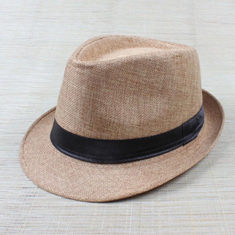 Wholesale Hot Unisex Hat Women Hat Men Gangster Summer Beach Cap(China (Mainland))