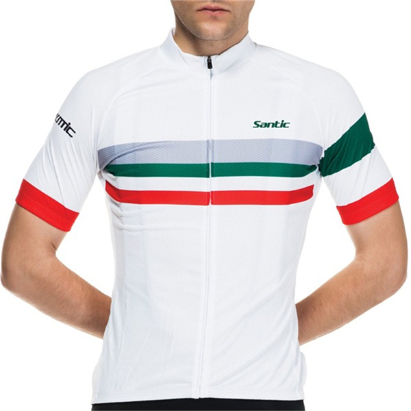 Santic Mens Cycling Clothing Jacket Outdoor Sport Bike Bicycle Jersey Short Sleeve M-3XL<br><br>Aliexpress