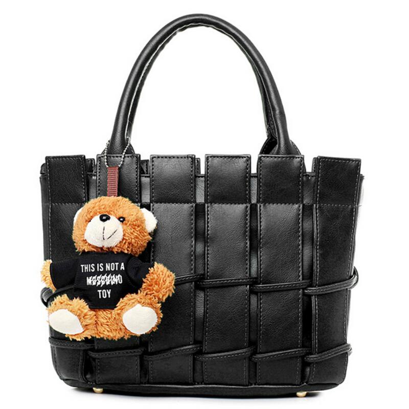 Women Leather Handbags Tote Bag Cute Decoration Shoulder Crossbody Bags Famous Design Ladies Hand Bags Bolsos Carteras Mujer <br><br>Aliexpress