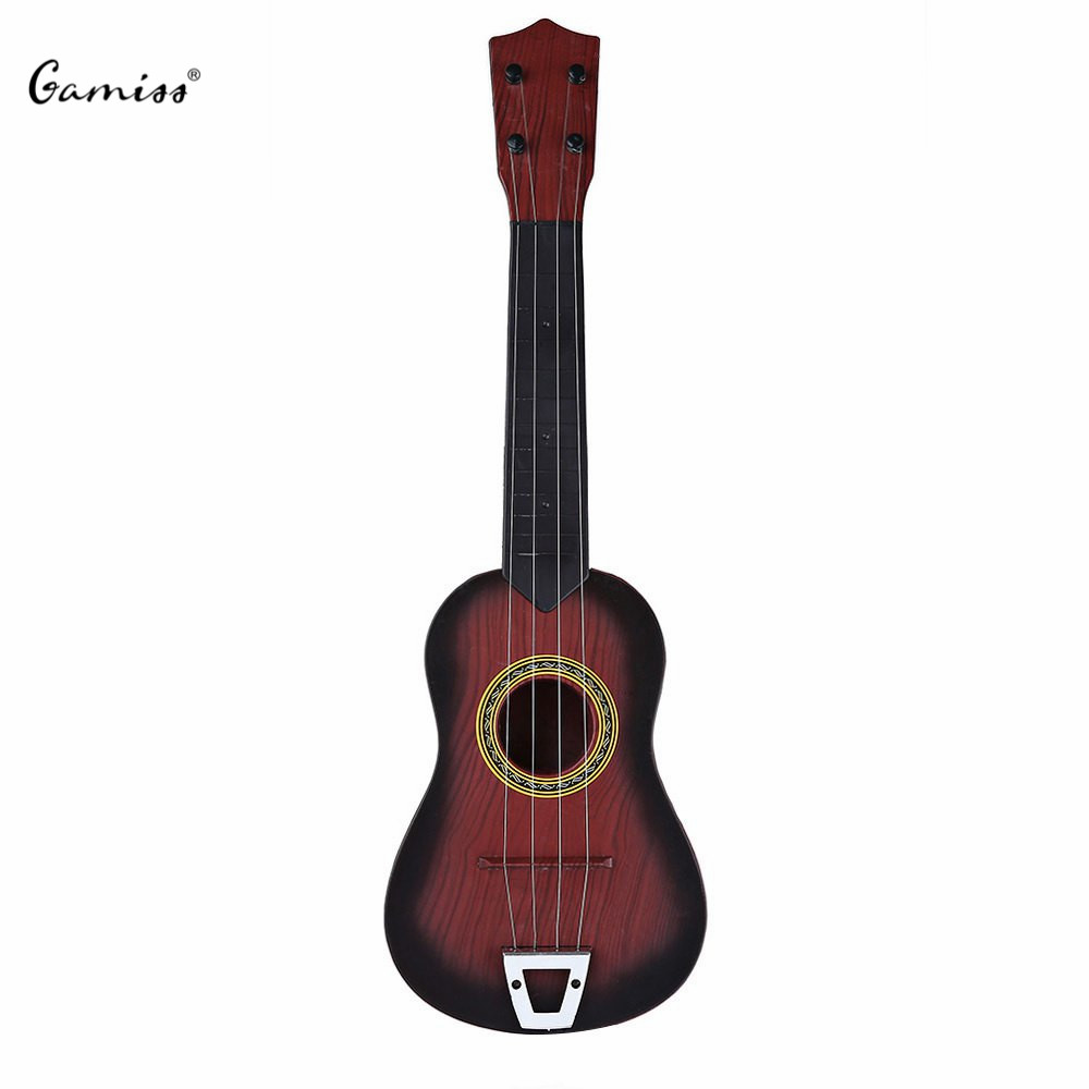 Guitar Iron Strings Type Kids Guitar Musical Instruments Early Education Ukulele Toys Guitar 23 In Paint Simulation Design(China (Mainland))