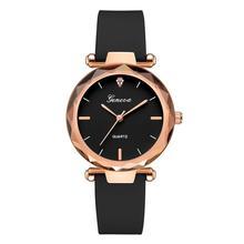 TZ#502 Women's luxury bracelet watches fashion women's dress Fashion Womens watches Geneva silica analog band quartz watch (China)