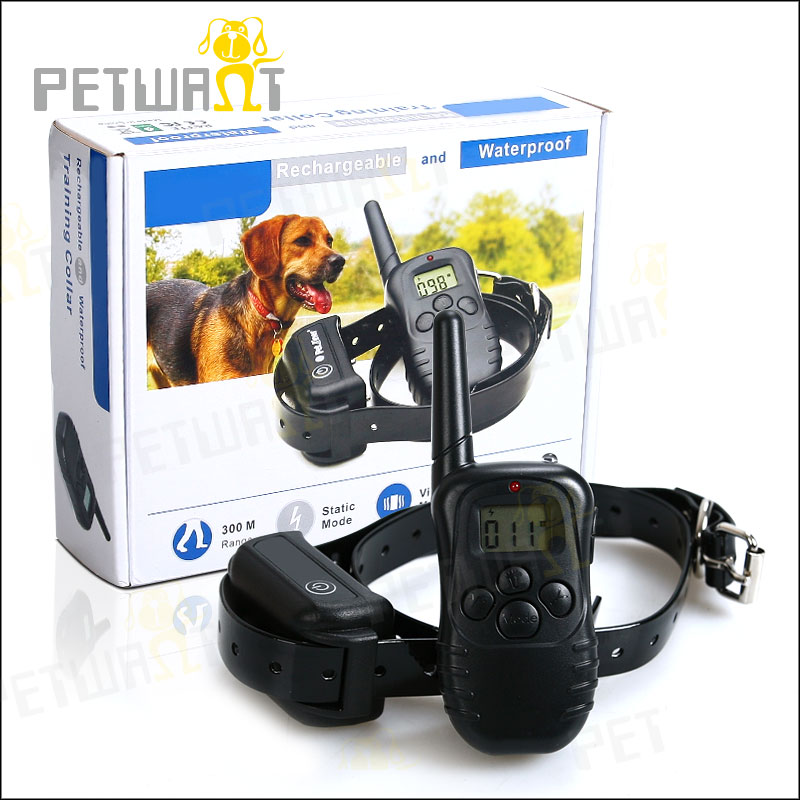 Dog Training Collar 250M Automatic Rechargeable Waterproof In-Ground Shock Collar Pet Dog Electric Fence(China (Mainland))