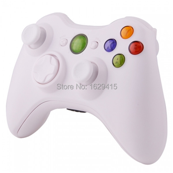 IVY QUEEN Custom Matte White Housing Shell With Full Buttons Mod Kit For Xbox 360 Wireless Controller Cover Case Game Parts<br><br>Aliexpress